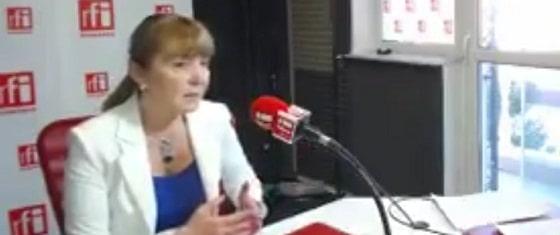 Monica Macovei: Ministrul Justitiei a mintit la Bruxelles in legatura cu OUG 13