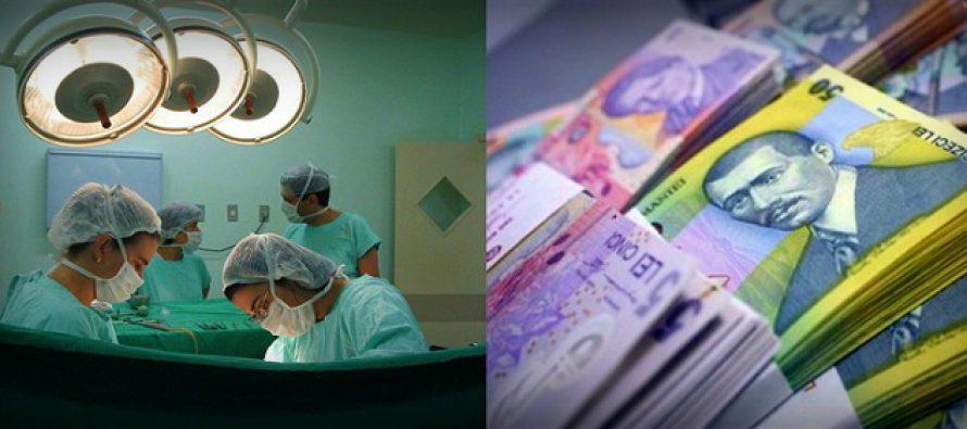SALARIZARE 2018. Cum se vor acorda in 2018 cresterile salariale pentru medici si asistentii medicali din spitale