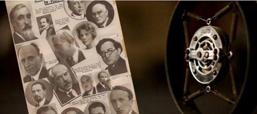 """Emisiunea """"Universitatea Radio"""" implineste 87 de ani! Cea mai longeviva emisiune a radioului public debuta cu prelegerea lui Dimitrie Gusti"""
