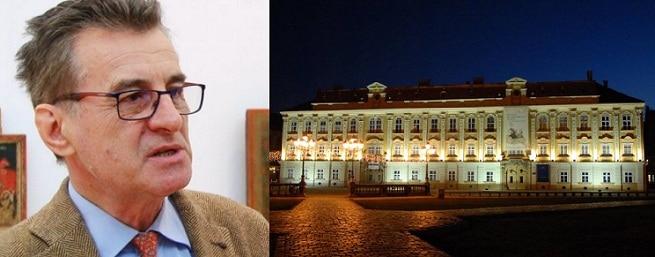Interviu cu Victor Neumann, director al Muzeului de Arta din Timisoara: Avem o nevoie acuta sa reinceapa restaurarea constructiei muzeului