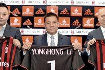Noul presedinte chinez al lui AC Milan promite sa readuca echipa in varful Europei