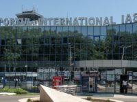 Aeroportul Iasi are o crestere de peste 60% a traficului de calatori in primul trimestru al lui 2017