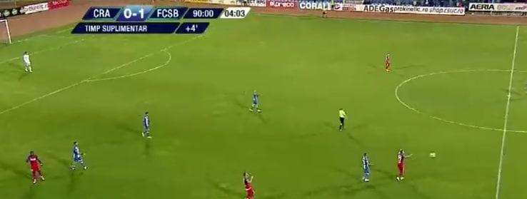 CSU CRAIOVA FCSB