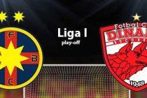 FCSB – DINAMO 2-1 (1-0) in primul derby dupa ce echipa lui Becali si-a schimbat titulatura