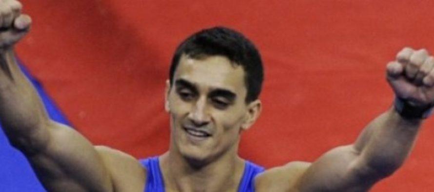 Marian Dragulescu a reusit o performanta de exceptie in Germania: S-a calificat la Jocurile Olimpice de la Tokyo