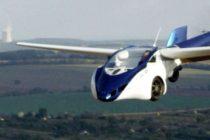 AeroMobil va livra primele masini zburatoare in 2020