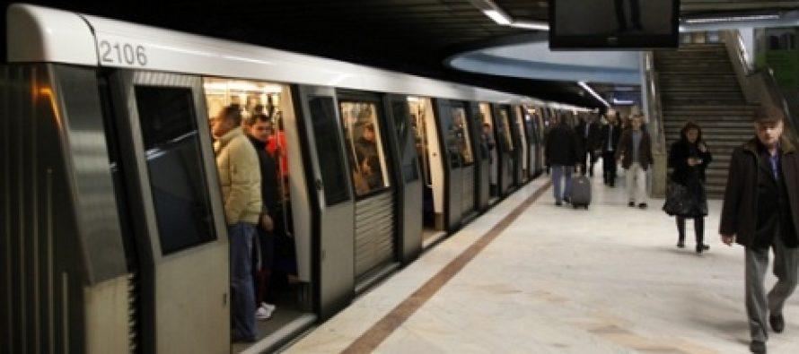 Aglomeratie la statia de metrou Obor, dupa ce un tren a suferit o defectiune tehnica