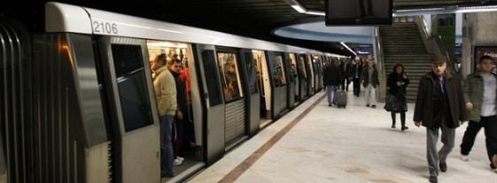 Transportul cu metroul nu va fi intrerupt saptamana viitoare. Metrorex va achita catre Alstom o prima transa