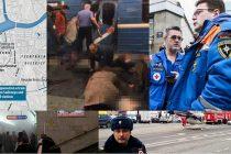 Explozie la metroul din Sankt Petersburg, soldata cu cel putin 10 morti si 50 de raniti. Atentatul din Rusia, o provocare la adresa lui Putin?