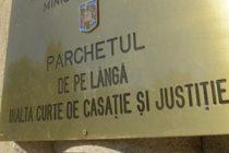 Parchetul de pe langa Inalta Curte de Casatie si Justitie protesteaza fata de OUG 7/2019 pe Justitie