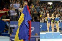GIMNASTICA. Doua medalii de aur, una de argint si una de bronz pentru Romania la CE de la Cluj 2017