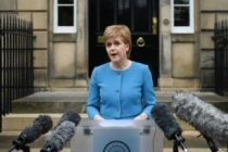 Ce spune Scotia dupa ce Marea Britanie a anuntat ca organizeaza alegeri anticipate