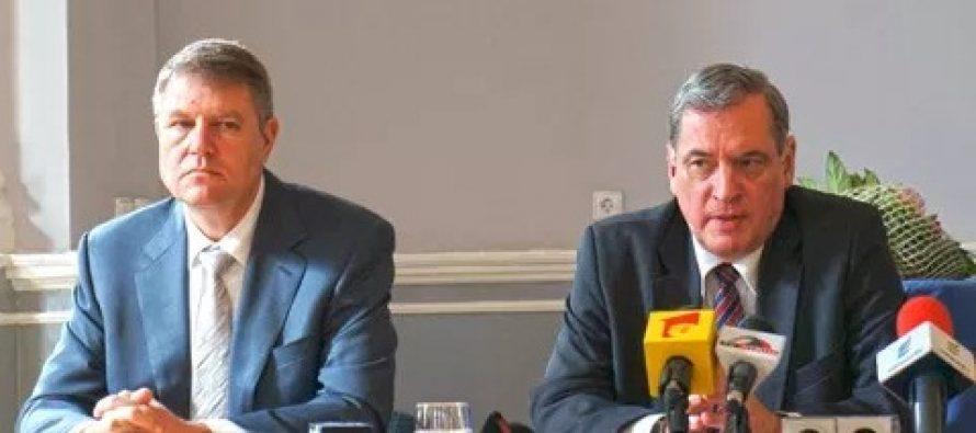 Medicul Paul-Jurgen Porr, presupusul fin al presedintelui Iohannis, a fost reales in fruntea FDGR