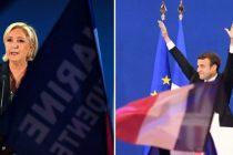 Rezultatele alegerilor din Franta: Macron si Le Pen intra in turul doi al prezidentialelor din 7 mai