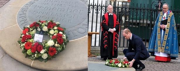 Comemorare a victimelor atacului de la Londra intr-o ceremonie la Westminster Abbey