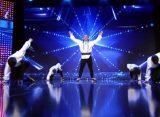 Trupa Ok World Wide din Londra, dans de Golden Buzz la Romanii au Talent 2017. VIDEO