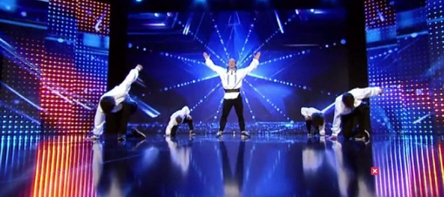 Trupa Ok World Wide din Londra, dans de Golden Buzz la Romanii au Talent 2017. VIDEO