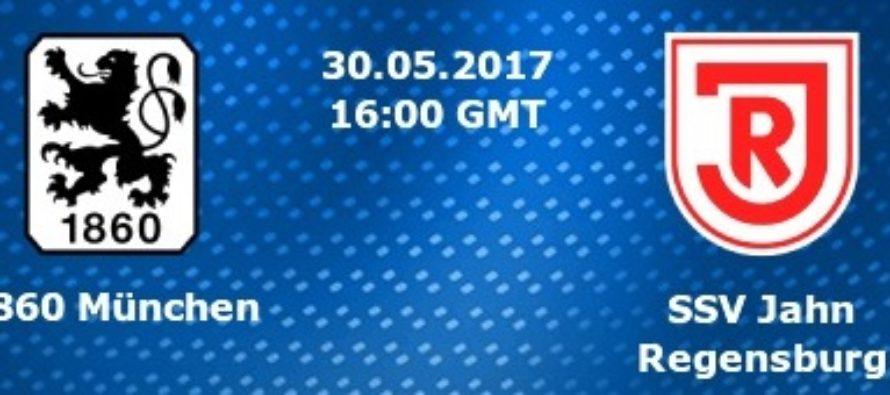 BILETUL ZILEI 30 MAI 2017. A doua echipa din Munchen, meci decisiv pentru ramanerea in Bundesliga 2