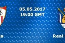 BILETUL ZILEI 5 MAI 2017. Sevilla in cursa cu Atletico Madrid pentru locul 3 in La Liga