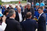 Premierul Sorin Grindeanu: Zacamantul de gaze descoperit la Buzau este cel mai important de dupa Revolutie