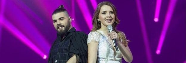ILINCA SI ALEX FLOREA EUROVISION 2017