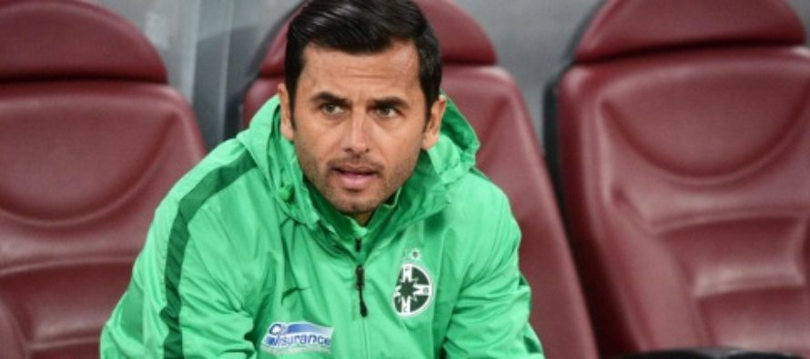 Nicolae Dica este noul antrenor principal al echipei FCSB