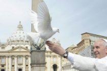 PAPA FRANCISC ar putea vizita Romania anul viitor