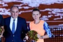 SIMONA HALEP a castigat turneul demonstrativ de tenis TIE BREAK TENS