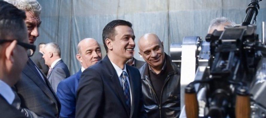 Premierul Sorin Grindeanu a fost operat la Spitalul Militar