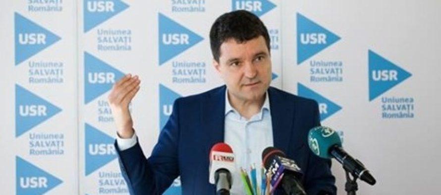 USR se apara dupa autodenuntul lui Mircea Kivu: Suntem un partid modern si pro-european