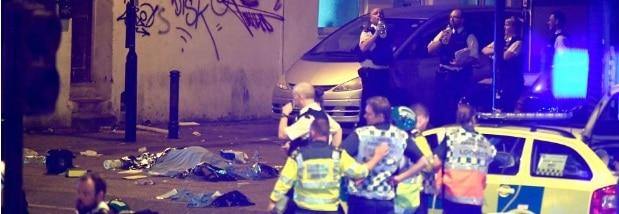 ATAC TERORIST LONDRA
