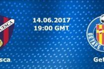 BILETUL ZILEI 14 IUNIE 2017. Miza mare intre Huesca si Getafe: promovarea in La Liga