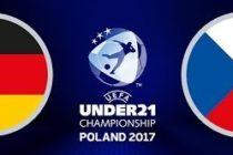 BILETUL ZILEI 18 IUNIE 2017. Germania debuteaza la Campionatul European U21