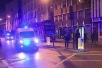 Atacuri teroriste succesive in Londra la London Bridge, Borough Market si Vauxhall