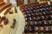 """Motiunea de cenzura a trecut, guvernul Grindeanu este demis. Au fost 241 de voturi """"pentru"""""""
