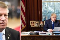 Presedintele Klaus Iohannis incepe, duminica, o vizita in SUA. O intalnire cu Donald Trump este programata pe 9 iunie
