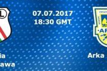 BILETUL ZILEI 7 IULIE 2017. Legia Varsovia, repetitie in Supercupa Poloniei pentru debutul in preliminariile Ligii Campionilor