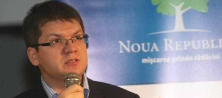 Mihail Neamtu, fost presedinte al Pardidului Noua Republica, s-a inscris in PNL