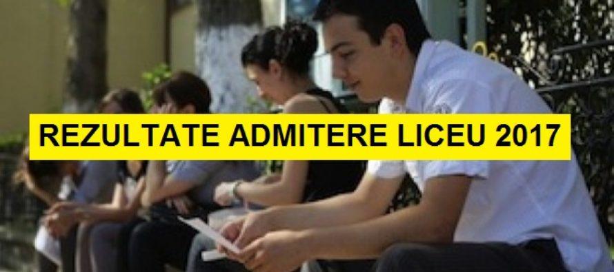 Rezultate admitere liceu 2017 – Repartizarea computerizata a elevilor la liceu Edu.ro