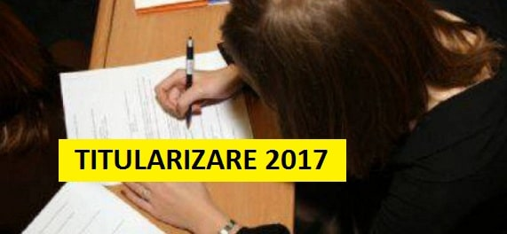 REZULTATE TITULARIZARE 2017 EDU.RO. Primele note la Titularizare, la inspectoratele judetene. Cand are loc repartizarea candidatilor