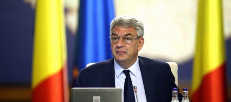 Premierul Mihai Tudose reactioneaza la declaratiile ministrului Carmen Dan de la sediul MAI