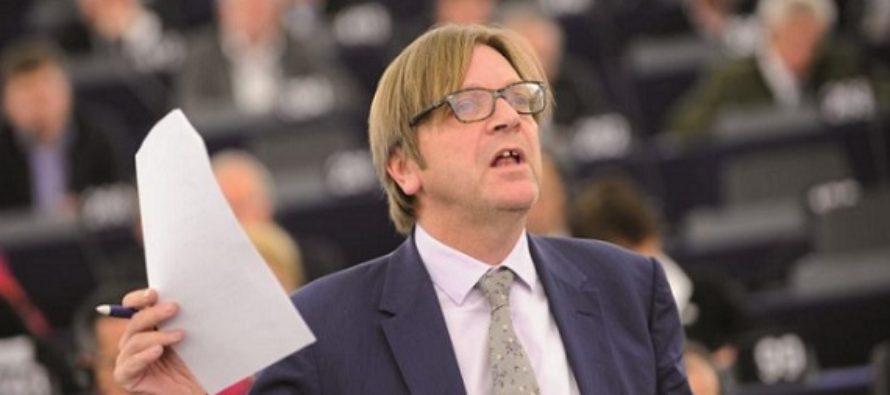 UE nu accepta propunerea premierului Theresa May, pentru ca reduce drepturile celor 3 milioane de europeni aflati in Marea Britanie