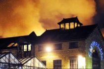 Incendiu la Camden Market din Londra, zeci de pompieri se lupta cu flacarile – RoNews.co.uk