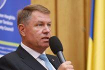 Presedintele Iohannis s-a intalnit cu ambasadorii: Romania se afla in cea mai buna pozitie pentru a suda legatura Transatlantica. Toti ambasadorii trebuie sa se ocupe de asta