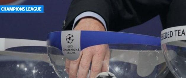 Trageri la sorti Champions League: Real Madrid - PSG si Chelsea - FC Barcelona sunt cap de afis in optimile de finala