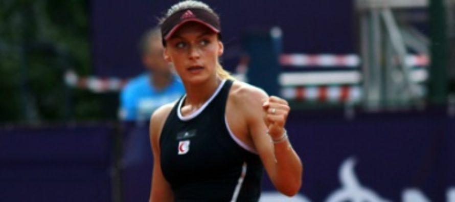 Ana Bogdan continua sirul victoriilor si se califica in sferturile turneului de la Bogota (Columbia)
