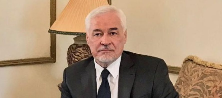 Inca un ambasador rus a murit, al saselea in mai putin de un an