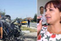 Elena Epure, o cantareata de muzica populara, a murit intr-un accident rutier in judetul Gorj