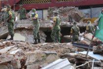 Cutremur in Mexic. Bilantul provizoriu indica peste 200 de morti si zeci de raniti