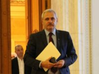 Dragnea a declarat, dupa condamnare, ca nu demisioneaza nici de la conducerea PSD, nici a Camerei Deputatilor